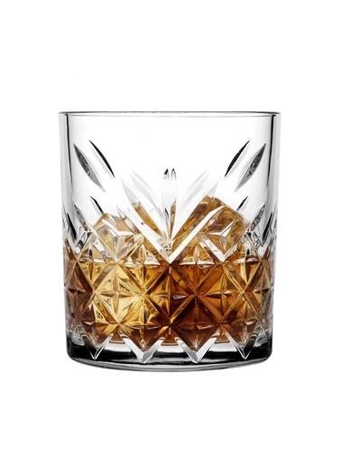 Paşabahçe 12'Li Tımeless Viski Bardağı Renkli